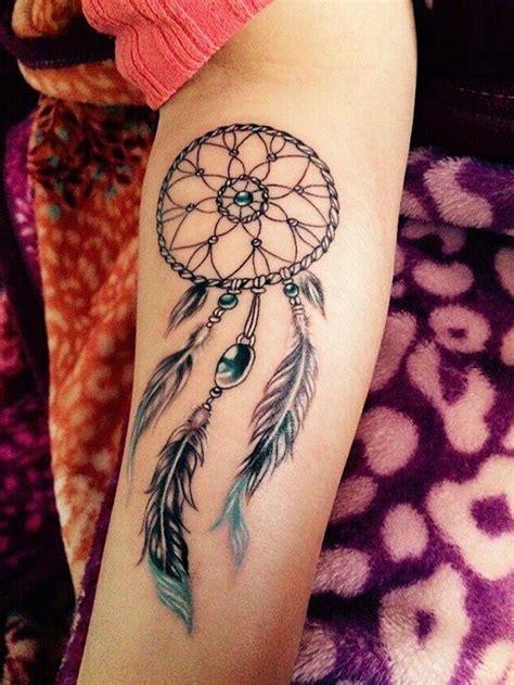 dreamcatcher tattoo unterarm tattoo motive t 228 towierung in schwarz und blau