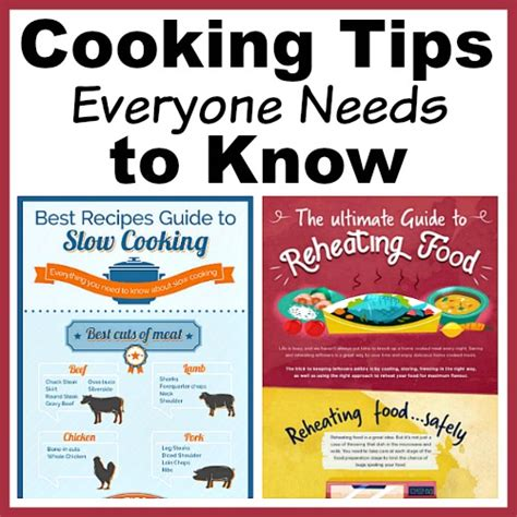 Cooking Tips And Handy Cooking Hints by 10 Handy Cooking Tips Everyone Needs To