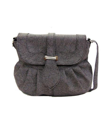 slingbag grey list biru buy estoss grey sling bag at best prices in india snapdeal