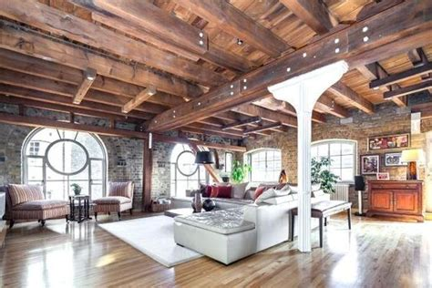 Barn Plans With Loft Apartment Tabulous Design Mixing Old Amp New Warehouse Conversion