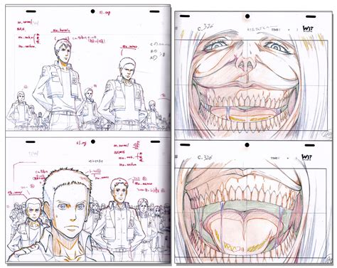 animation from concept to production books attack on titan collectibles page 9