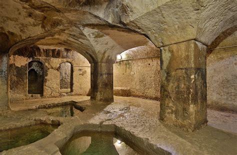 bagni ebraici siracusa visita le vasche sotterranee bagno ebraico siracusa