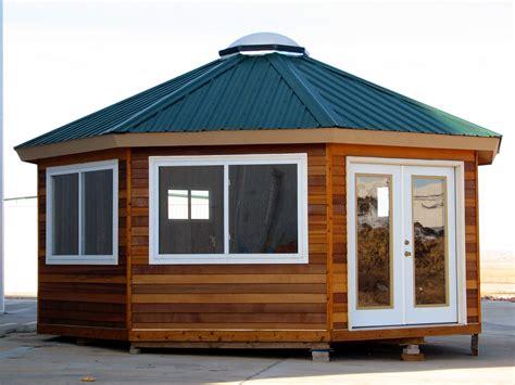 Small Log Cabin Plans Through Open Eyes Yurt Vs Cob
