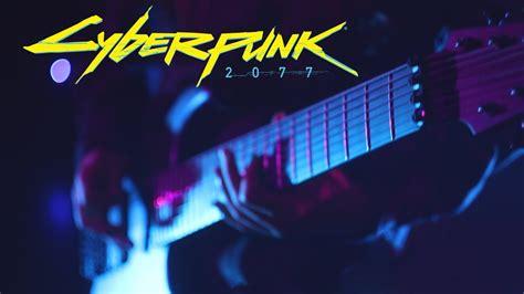 cyberpunk  trailer theme djent cover  dryante