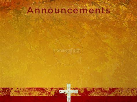 Thanksgiving Prayer Sermon Powerpoint Fall Thanksgiving Best Sermon Powerpoint Templates