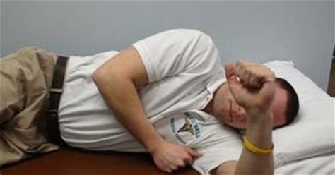 Sleeper Stretch by Blue Bell Physical Therapy Blue Bell Pa Sleeper Stretch