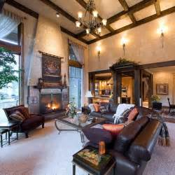tuscan style homes interior tuscan style interiors for a bend or home traditional family room other metro by