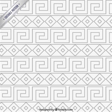 pattern of abstract writing abstract geometric pattern vector free download