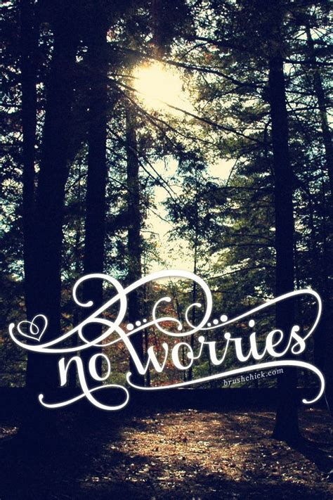 about us no worries with lock screen wallpaper iphone wallpaper