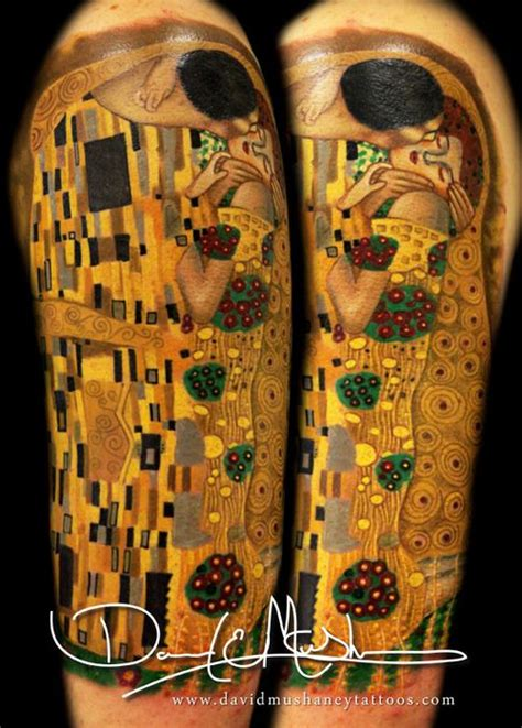 klimt tattoo klimt neatorama
