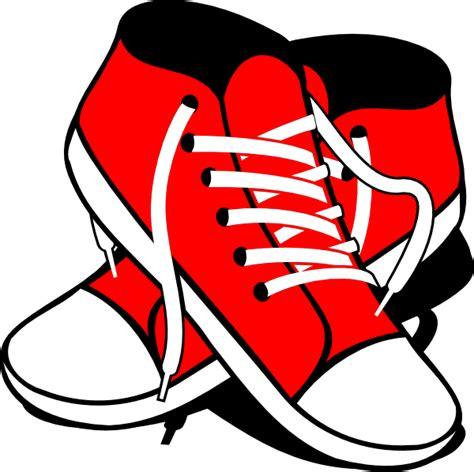 sneakers clipart humanediteddir