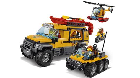 LEGO® City In/Out 2022   Jungle Exploration Site   Hobbies
