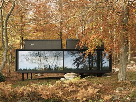 Visbeen vipp shelter a plug and play cabin house