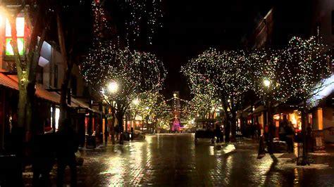 christmas video postcard burlington vt december 23