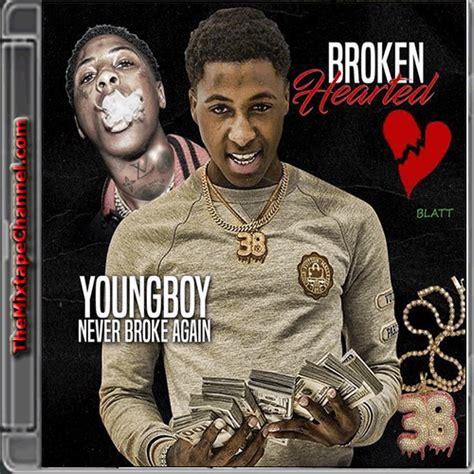 youngboy never broke again pain welcome themixtapechannel 1 mixtape cd s site