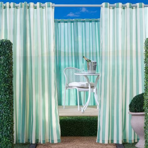 best outdoor curtains 18 best outdoor curtains images on pinterest