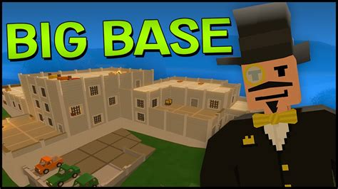 unturned big boat unturned 3 0 gameplay biggest base ever unturned 3