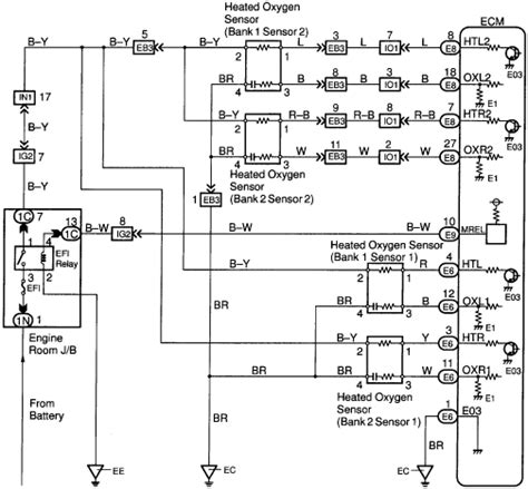 bosch 4 wire oxygen sensor wiring diagram security alarm