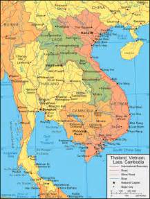 Vietnam World Map by Vietnam Map And Satellite Image