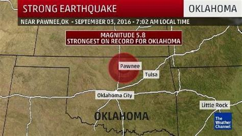 earthquake oklahoma oklahoma epa shut down 32 fracking wastewater disposal