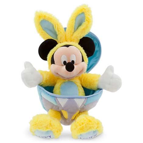 mickey easter your wdw store disney plush 2013 mickey mouse easter
