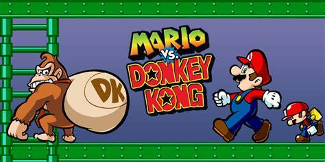 mario  donkey kong game boy advance games nintendo
