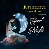 Good Night What...
