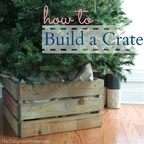 pallet tree skirt how to build a crate trees trees and skirts