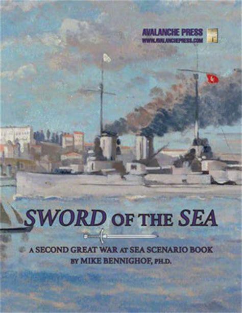sea of swords the avalanche press