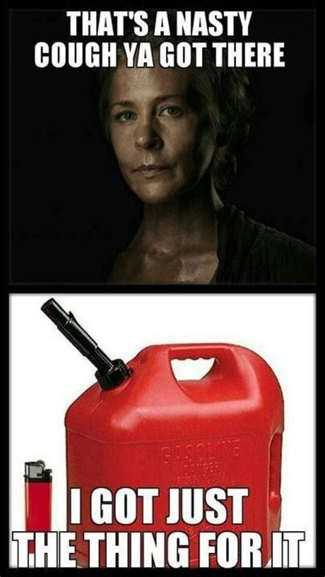 Carol Walking Dead Meme - the walking dead funny picture compilation 33 pics