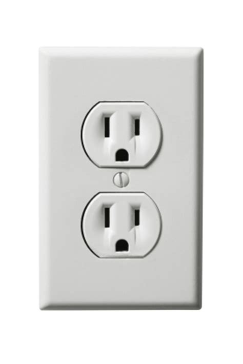 converting light receptacle outlet to electrical outlet
