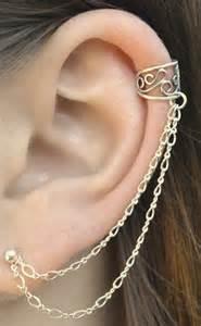 ear cuffs dangle