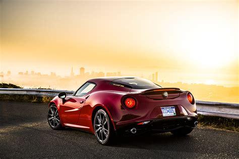 Alfa Romeo 4c Us by U S Spec Alfa Romeo 4c Detailed Starts At 53 900 Gtspirit