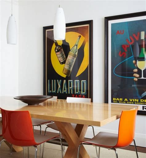 design large poster vintage posters to decorate modern interiors