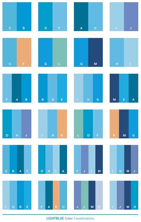 Color Combination For Blue | 25 best ideas about blue color combinations on pinterest