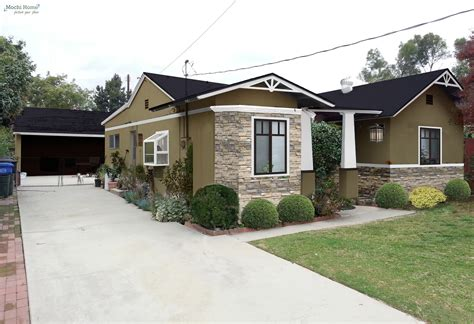 ranch style stucco house colors exterior california ranch style homes craftsman architectural