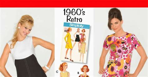pattern review simplicity 3833 fashion to diy for pattern review simplicity 3833 1960