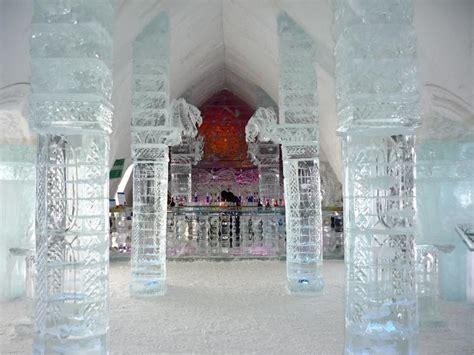 hotel de glace canada city canada h tel de glace hotel photo picture image