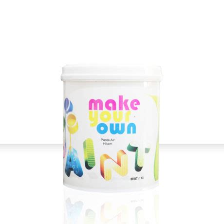 Harga Cat Tembok Merk Cem Ton make your own paint myop