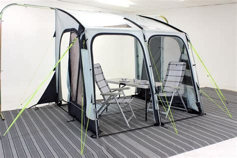 Lightweight Porch Awning by Outdoor Revolution Compactalite Pro Classic 250