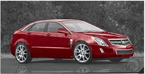 what is the smallest cadillac car tweet confirms new cadillac small car line slotted below
