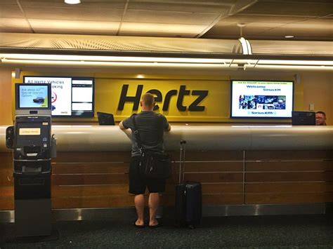 hertz rent  car    reviews car rental