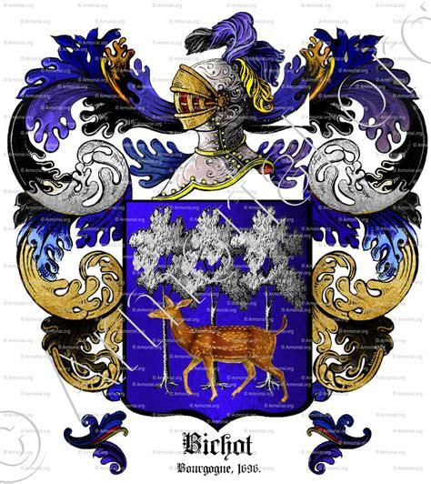 Armoiries Bourgogne by Bichot Armoiries Blason Etymologie Et Origine Nom De