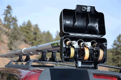 Fly Rod For Roof Rack by Titan Rod Vault Archives Wolf Creek Angler