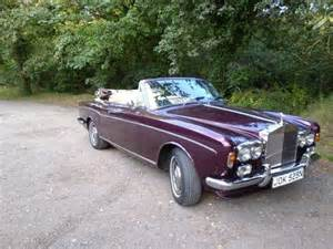 Rolls Royce Corniche Convertible Rolls Royce Corniche Convertible Sold 1974 On Car And