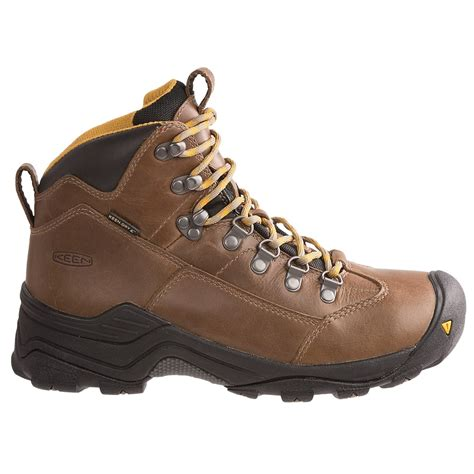 waterproof boots for keen glarus mid hiking boots for 6430g save 60