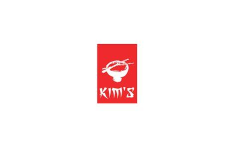 korean restaurants logo design