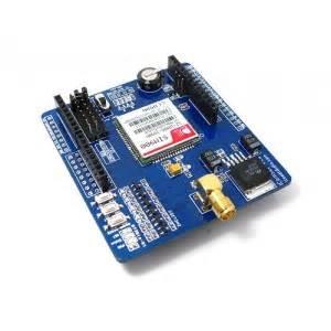 Icomsat Gsm Gprs Shield V1 1 icomsat v1 0 sim900 gsm gprs shield for arduino famosa