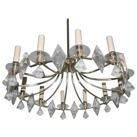Like A Chandelier Particular Chandelier Looks Like A Crown 1960 For Sale At 1stdibs