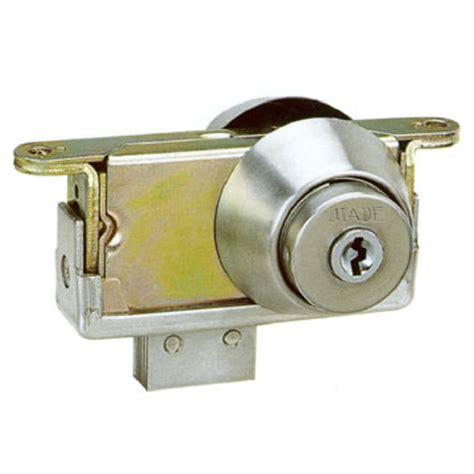 Floor Door Lock by Floor Door Lock Lock Top And Bottom Slide Bolts Into Place